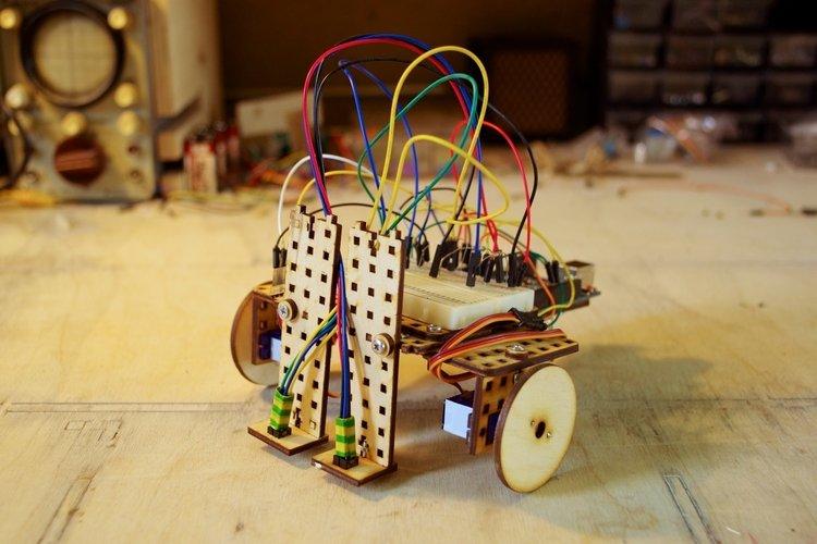Lo-Fi Robot  otwarte warsztaty