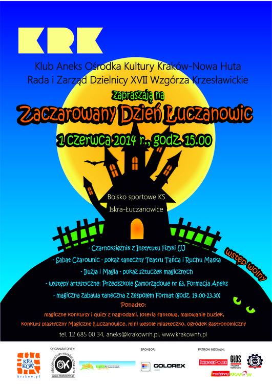 Magiczna niedziela w Łuczanowicach