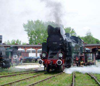 Najbardziej kolejowa Majówka w Polsce!