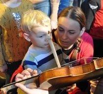 Smykofonia na Mazowszu, Koncerty dla melomaluszków
