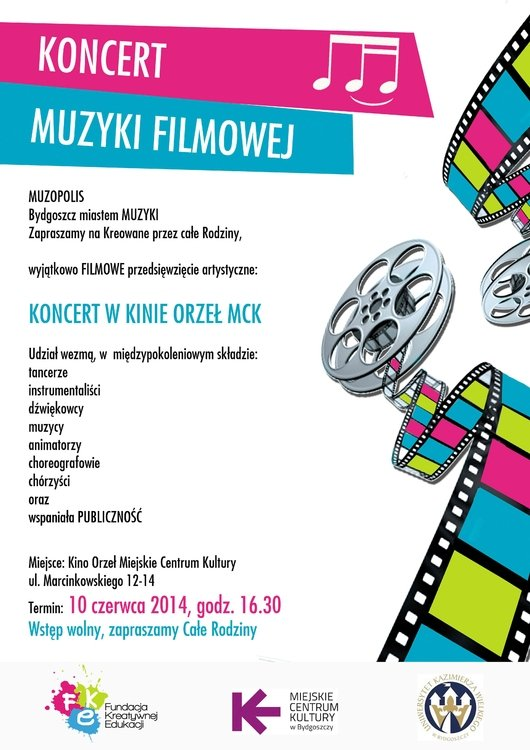 Koncert Muzopolis – Bydgoszcz