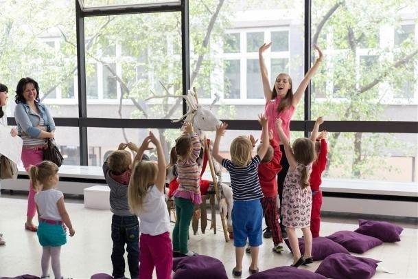 Ćwiczenia z kreatywności – warsztaty rodzinne