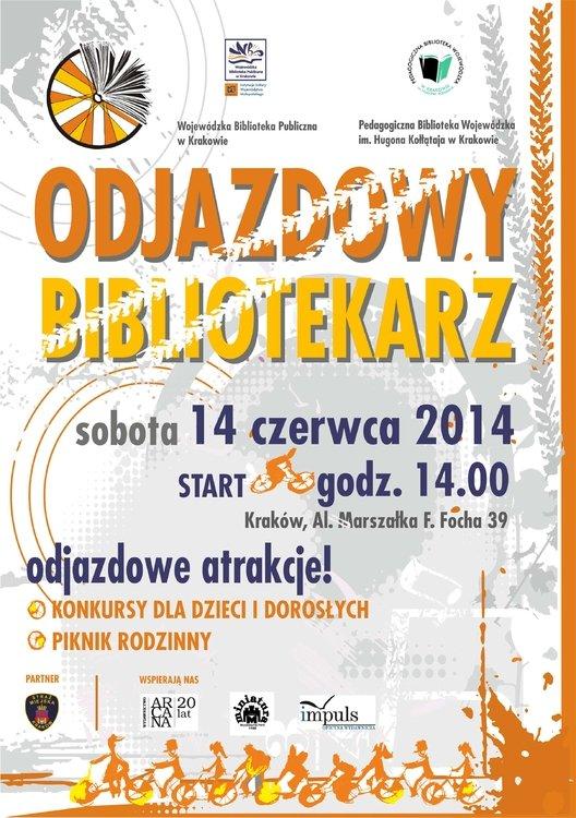 Odjazdowy Bibliotekarz w Krakowie