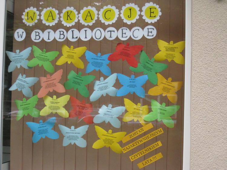 Wakacje w Oddziale dla Dzieci i Młodzieży WiMBP w Rzeszowie