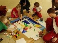 Warsztaty plastyczne dla Dzieci w Muzeum Narodowym w Poznaniu