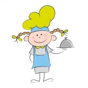 Typy małego kucharza. Dziecko w kuchni