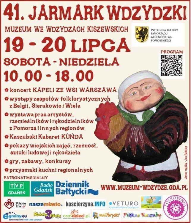 41 Jarmark Wdzydzki