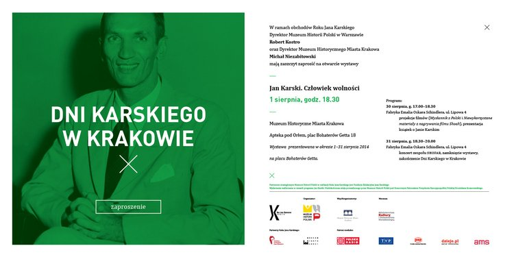 Dni Karskiego w Krakowie