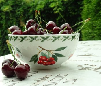 owoce wisnie