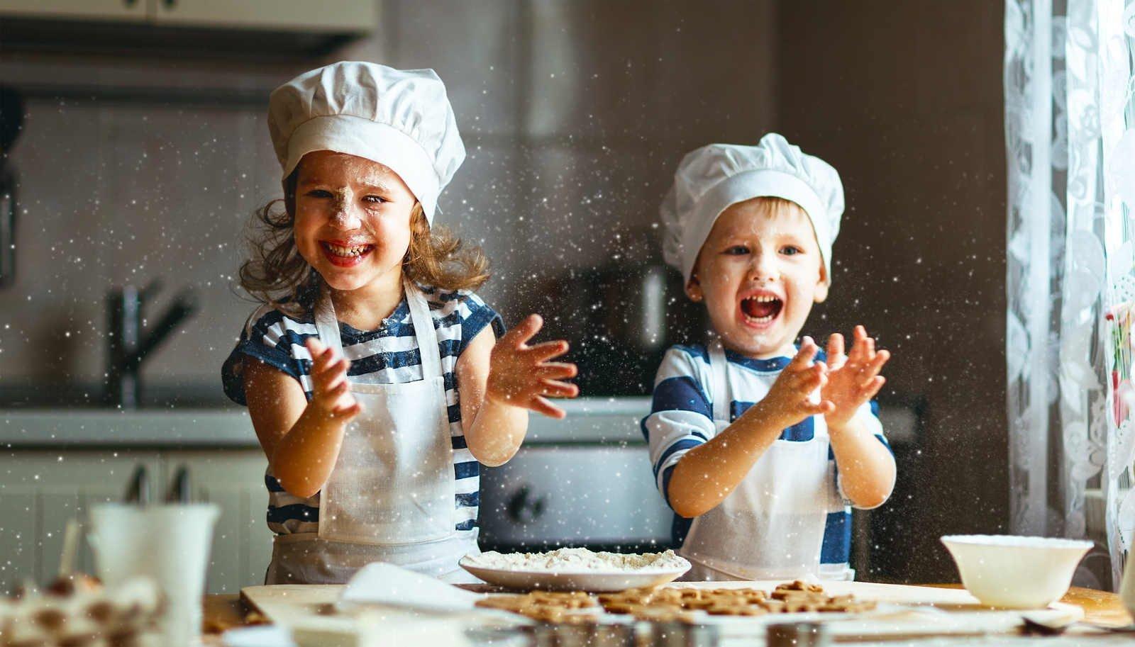 10 typó małego kucharza którym jest Twoje dziecko?