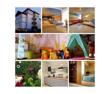 Lachs′ Apartments – apartamenty i pokoje wyłącznie dla rodzin z dziećmi