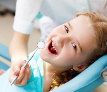 Oswajanie dziecka z wizytami u dentysty