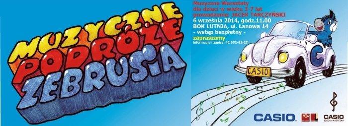 Muzyczne Podróże Zebrusia