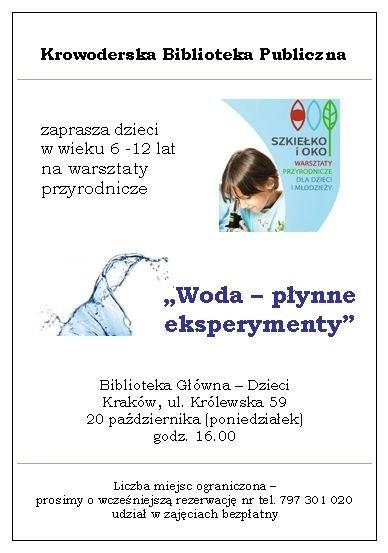 Imprezy w Krowoderskiej Bibliotece Publicznej w październiku