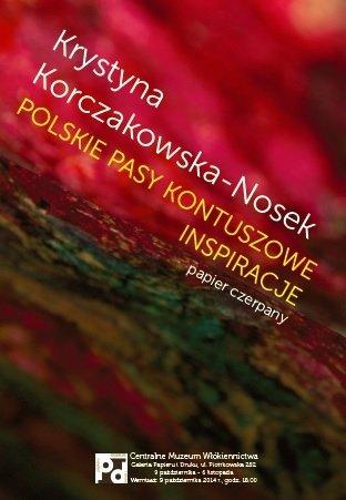 Polskie pasy kontuszowe – inspiracje