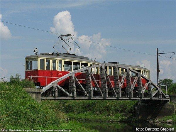 Tramwajowa Linia Turystyczna Łódź-Lutomiersk