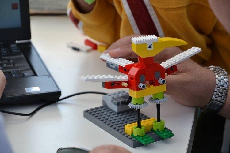 Warsztaty Lego Education w Bażantowo Sport