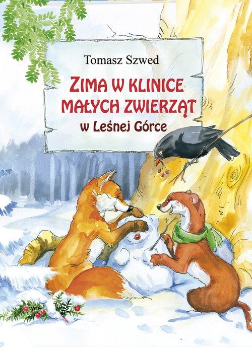 Zima-w-Klinice-Małych-Zwierząt-w-Leśnej-Górce