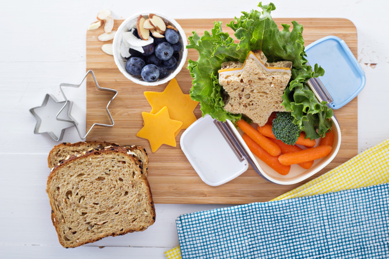 Drugie śniadanie do szkoły