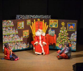 Sekret św. Mikołaja spektakl dla dzieci
