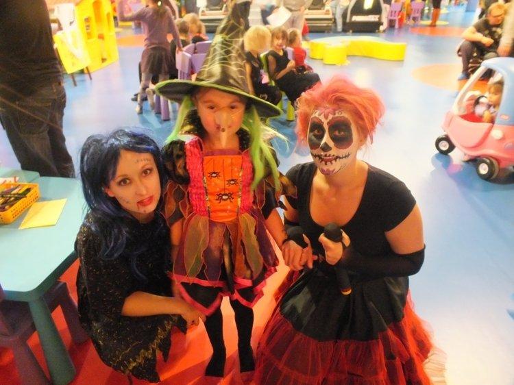 Halloween 2014 w Inca Play