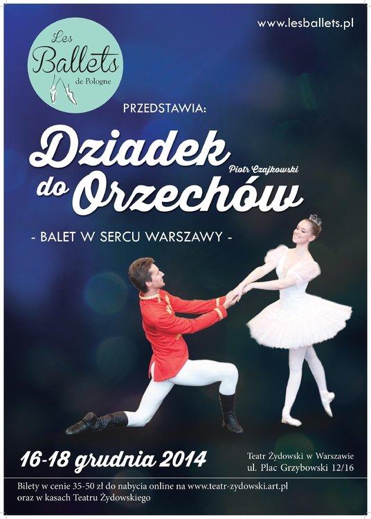 Les Ballets de Pologne: Dziadek do Orzechów