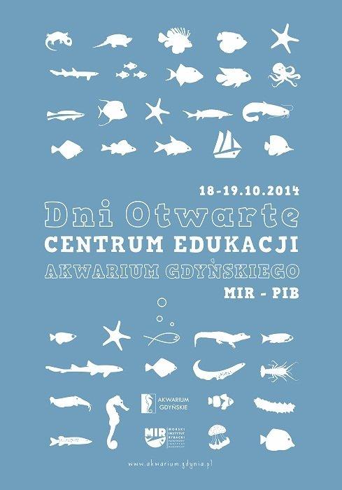 Nie tylko suche fakty, czyli Dni Otwarte Centrum Edukacji Akwarium Gdyńskiego