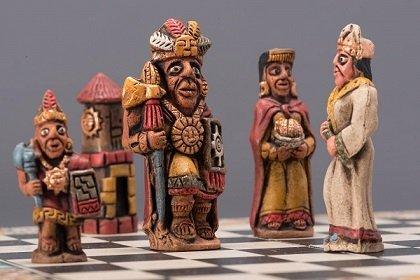 Warsztaty rodzinne: Odkryj tajemnice starożytnego Peru