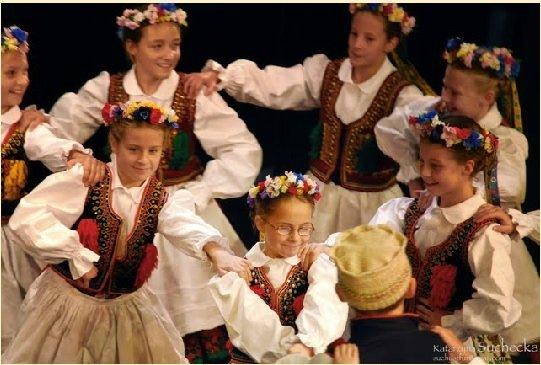 Zespół folklorystyczny dla Dzieci w Poznaniu