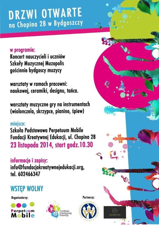 Drzwi otwarte na Chopina 28 – Bydgoszcz