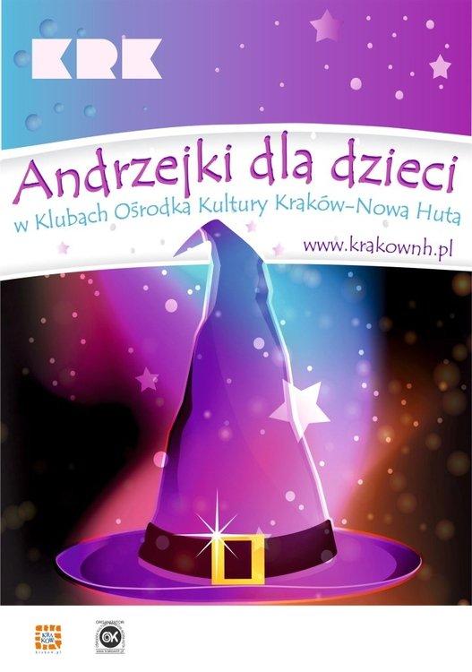 Imprezy dla dzieci w Klubach Ośrodka Kultury Kraków-Nowa Huta
