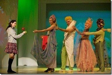 Mikołajki w Teatrze Miejskim w Gdyni