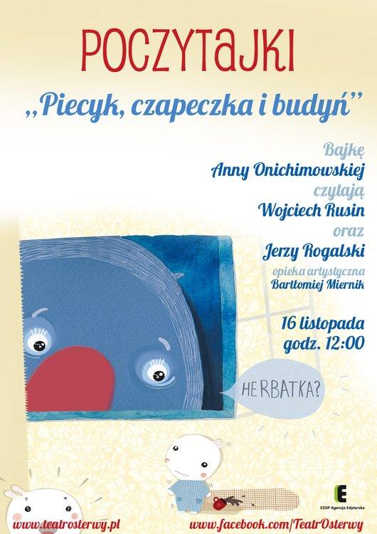 Poczytajki – cykl dla najmłodszych! Lublin