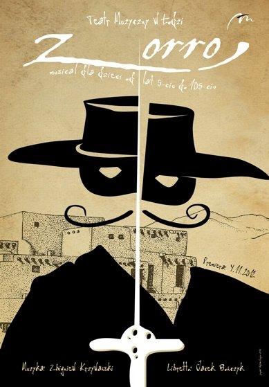 Zorro – musical dla dzieci od lat 5 do 105