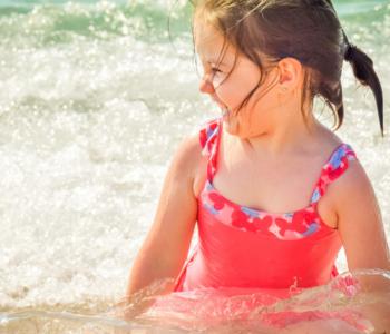 Bezpieczeństwo dziecka nad wodą