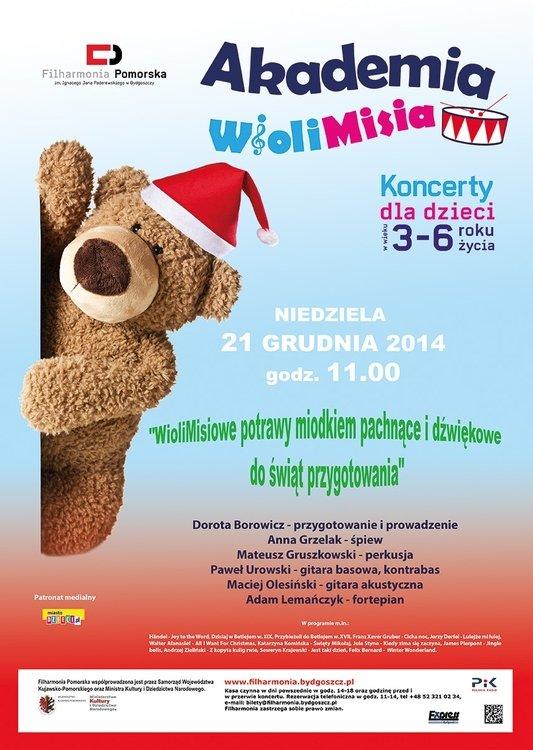 Akademia WioliMisia – Bydgoszcz