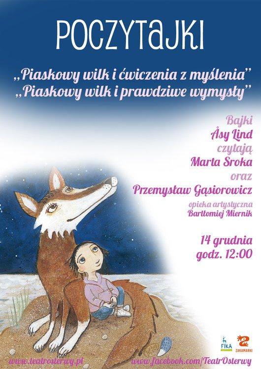 Czytania performatywne dla dorosłych i dla dzieci – Lublin