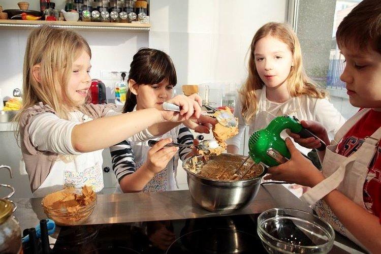 Wegański warsztat w Little Chef