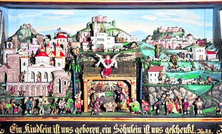 Szopki bożonarodzeniowe w Muzeum Miejskim Wrocławia