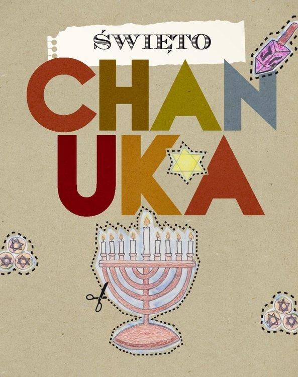 Zimowe święto żydowskie CHANUKA