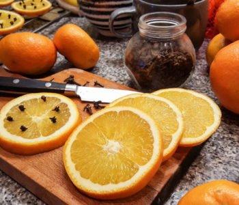 po co jeść pomarańcze