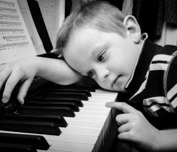Instrument klawiszowy dla dziecka