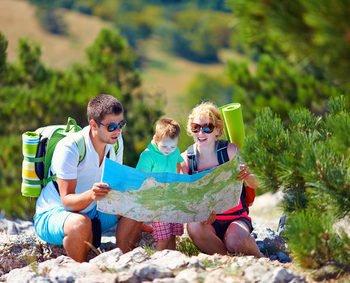 Najlepsze noclegi w górach dla rodzin z dziećmi