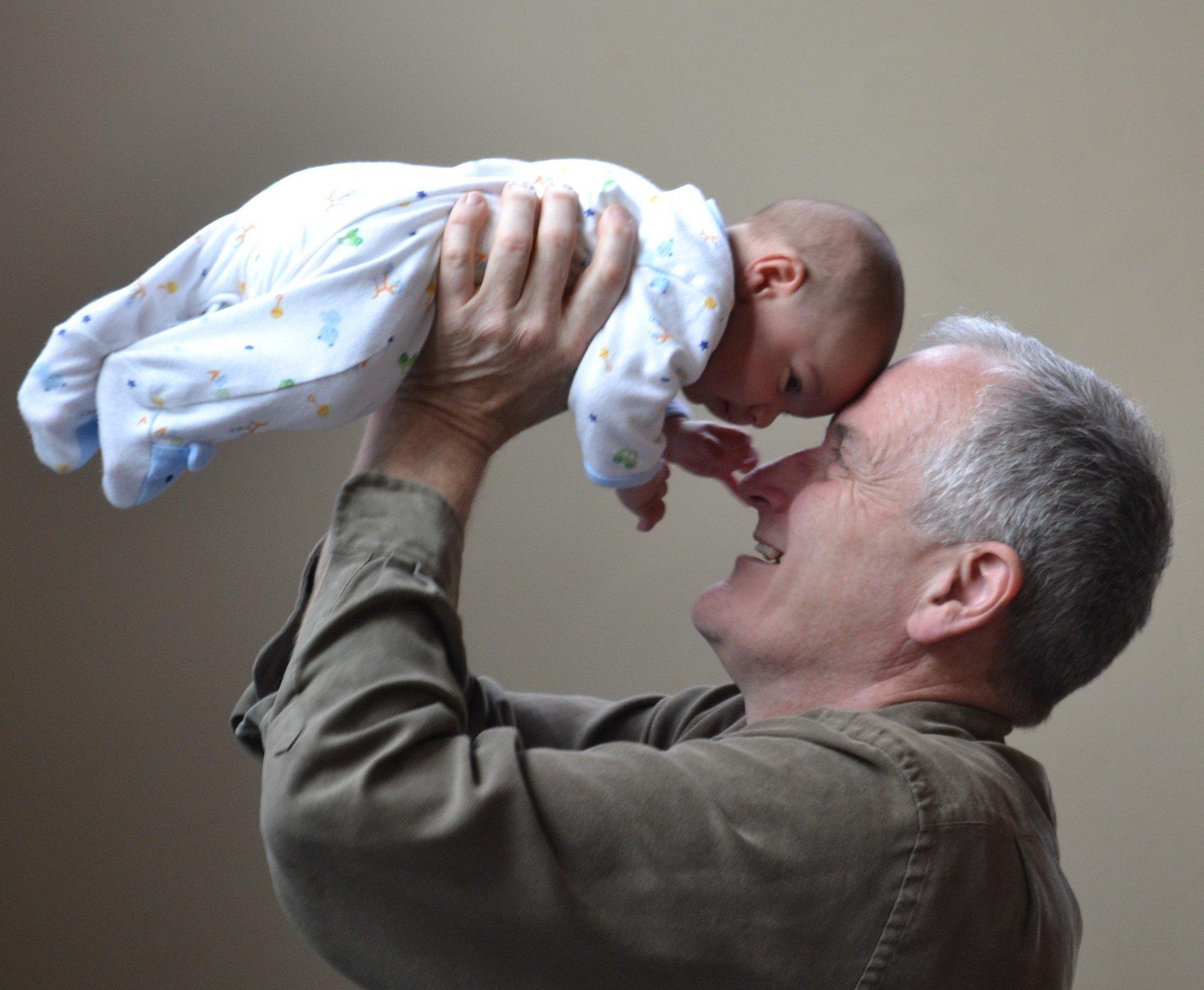 Kilka słów o babci i dziadku, wiersz na Dzień Babci i Dziadka