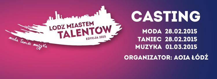 Festiwal Łódź Miastem Talentów