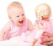 Rozmowa z niemowlakiem