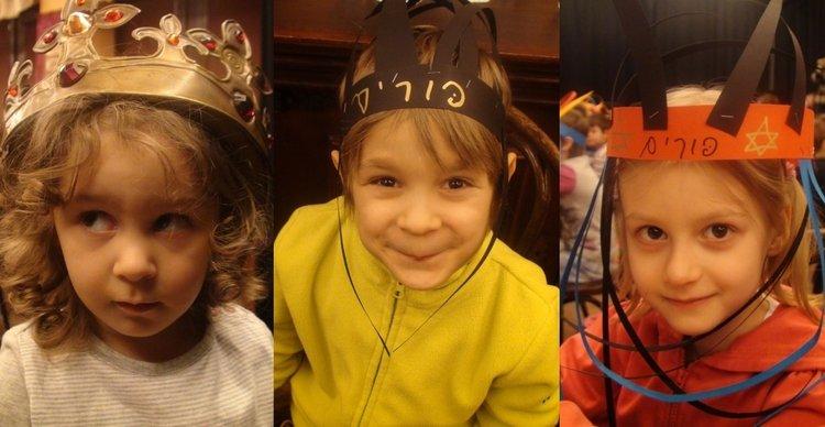 Purim dla dzieci w Teatrze Żydowskim