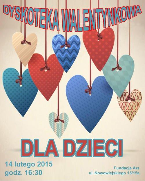 Walentynki dla Dzieci w Poznaniu