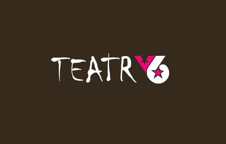 Teatr V6 logo