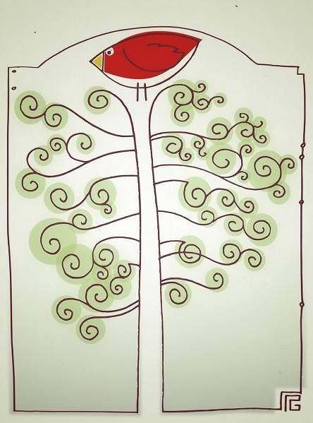 II konkurs na najpiękniejsze drzewko emausowe 2015